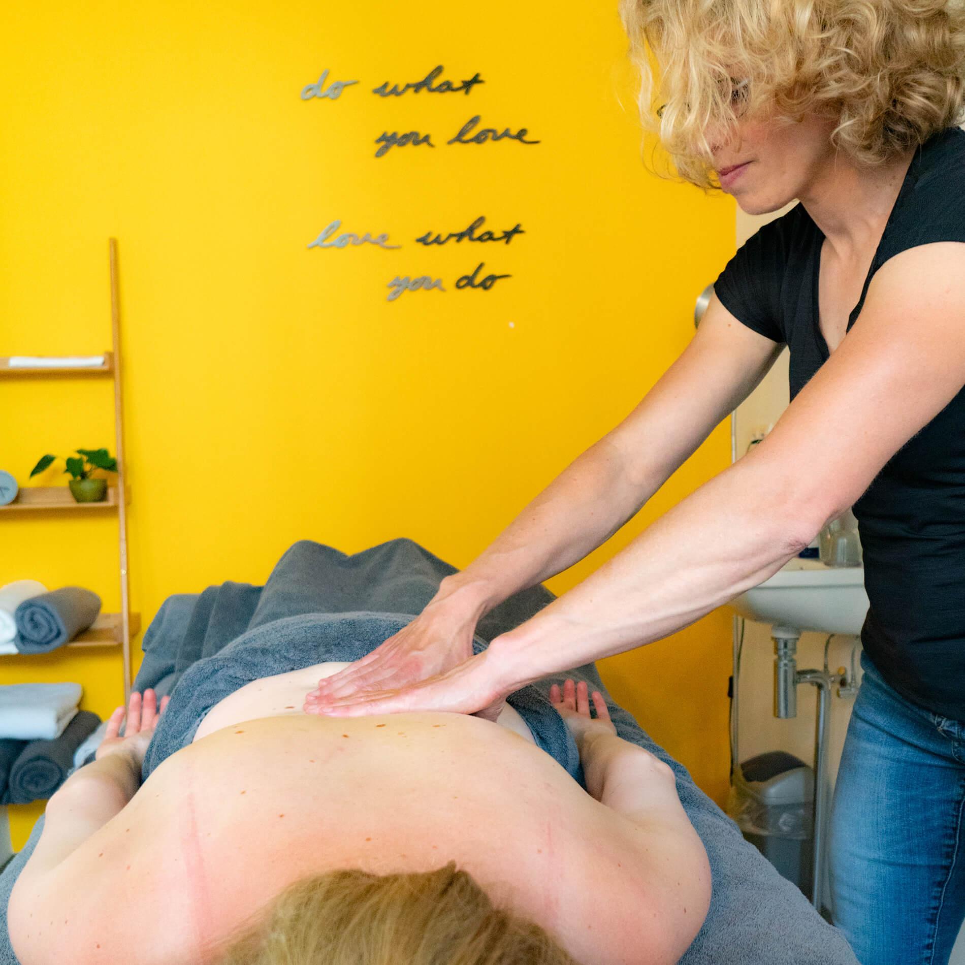JessMassage massage Meppel