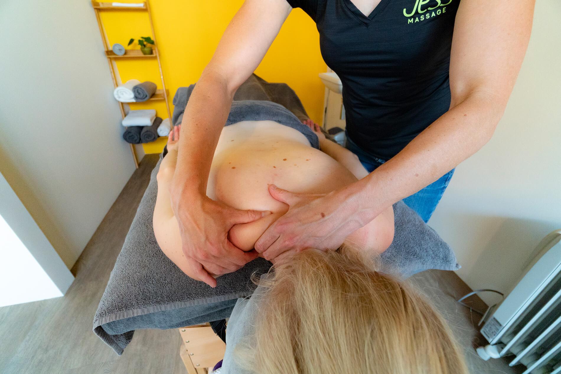 JessMassage | Sportmassage Meppel