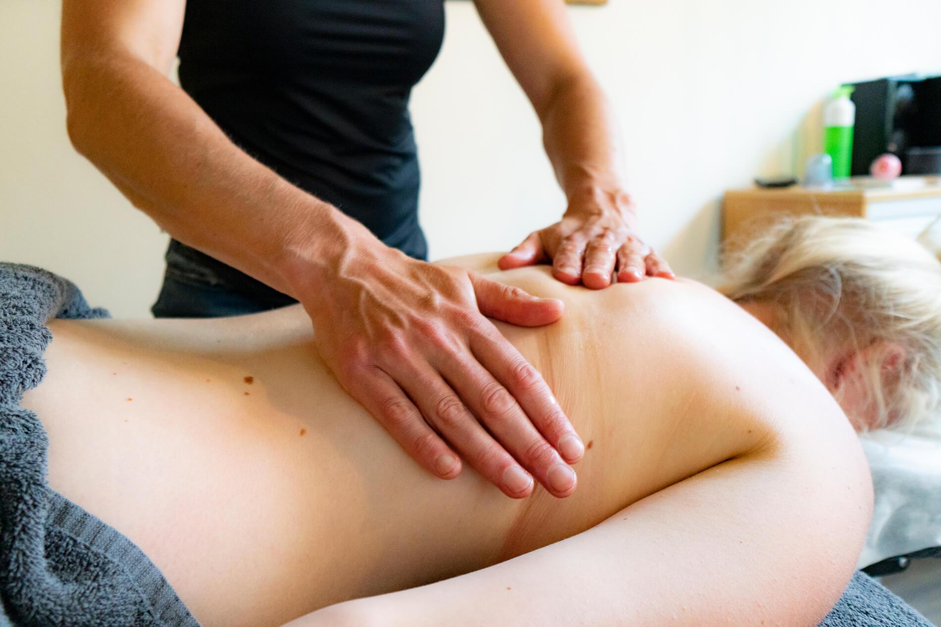 Jessmassage | Pijnstress behandeling