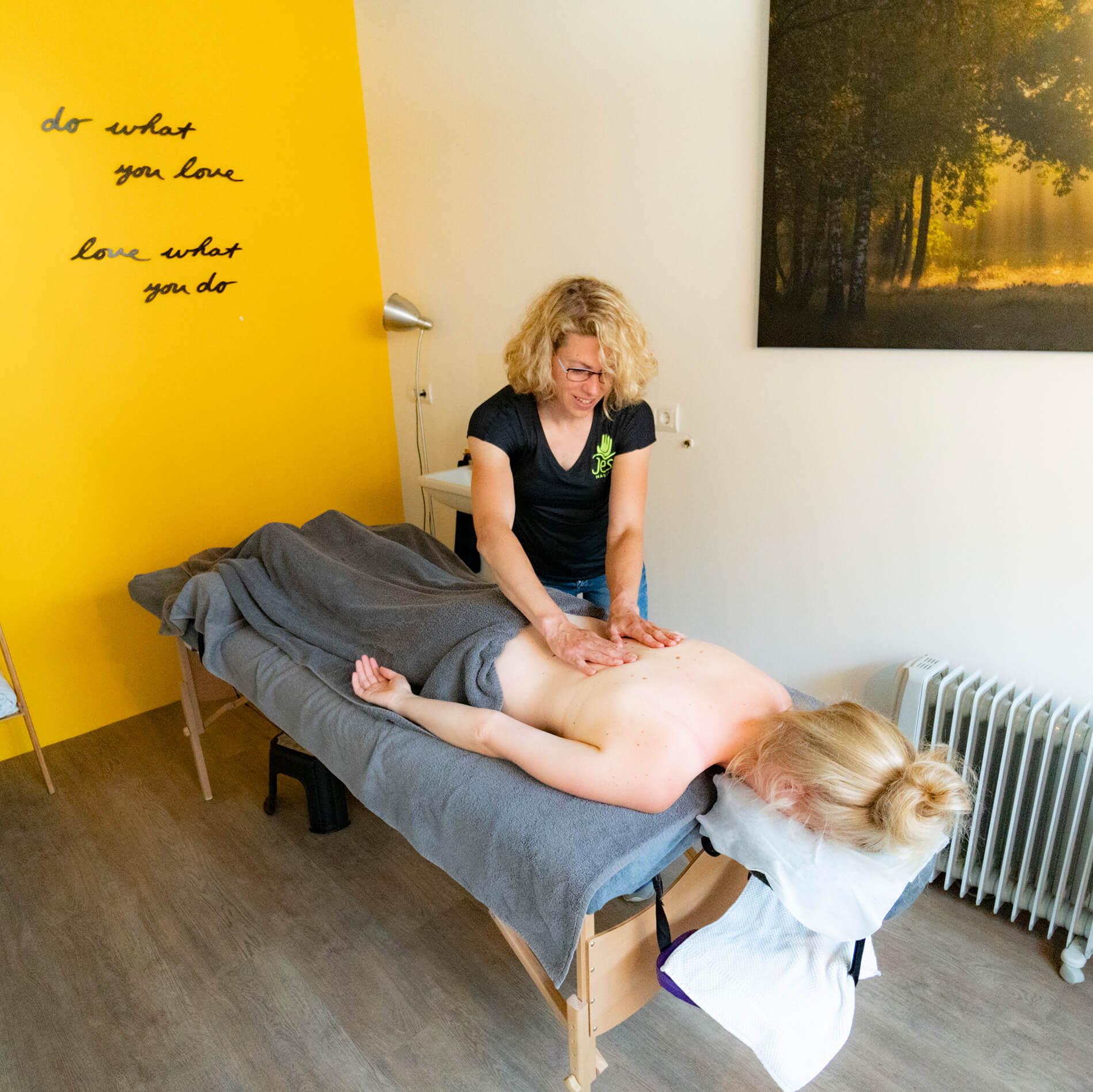 JessMassage | Massage Meppel